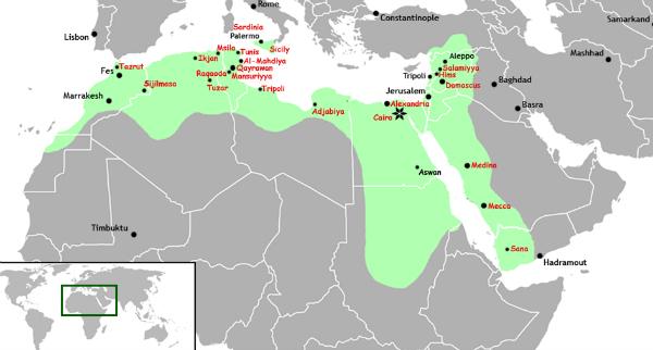 Fatamid Dynasty 600