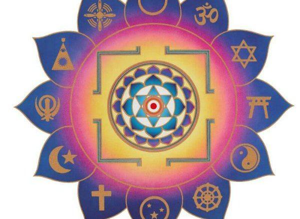 Interfaith Yoga Diversity