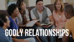 Godly relationships
