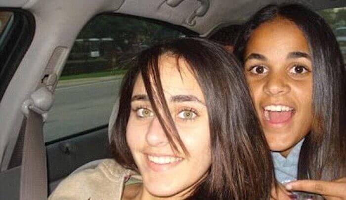 Amina and Sarah Said