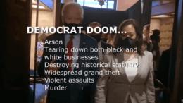 Biden Harris Doom and Gloom