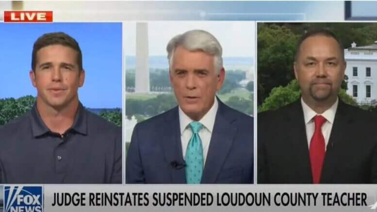 Tanner Cross and Tyson Langhofer on Fox News' 'America Reports'